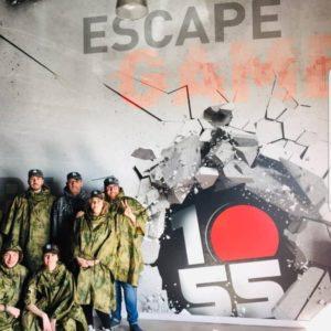 groupe Escape Game
